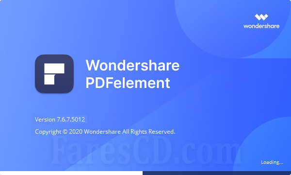 برنامج تحويل ملفات بى دى إف | Wondershare PDFelement Professional