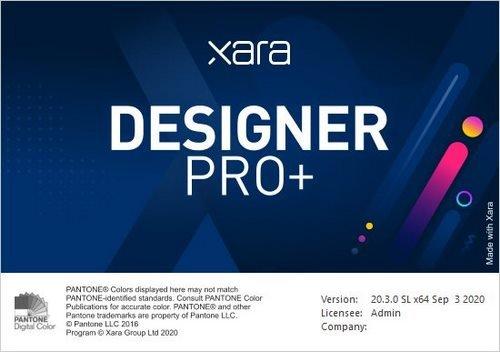 Xara Designer Pro Plus