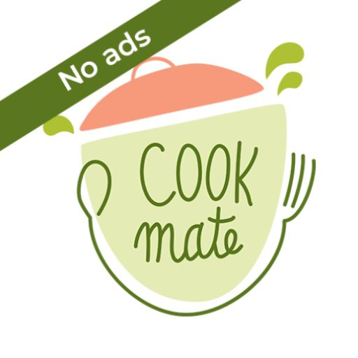 تطبيق كتاب وصفات الطبخ | Cookmate My CookBook Pro | أندرويد