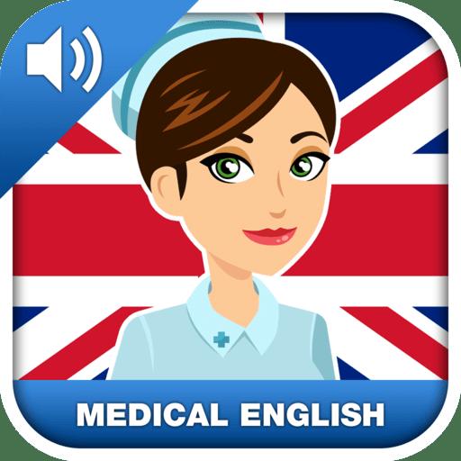 تطبيق تعليم الإنجليزية الطبية   Medical English MosaLingua