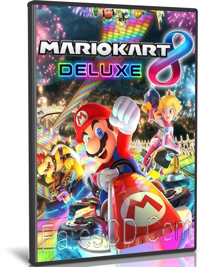 تحميل لعبة Mario Kart 8 Deluxe v1.7