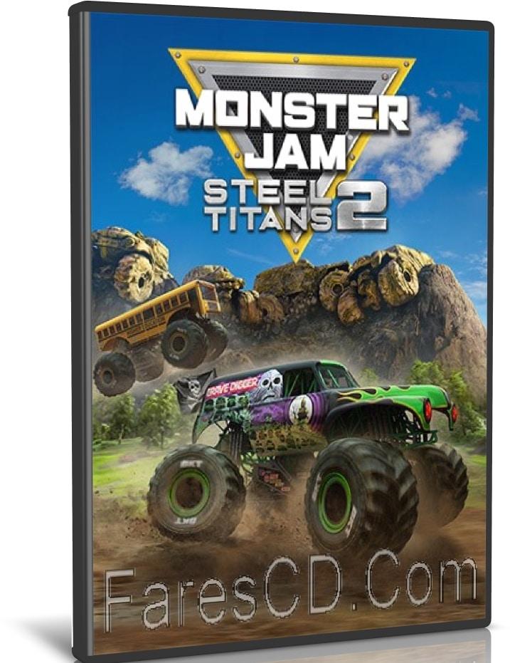 تحميل لعبة Monster Jam Steel Titans 2