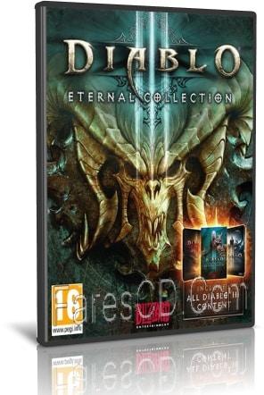 تحميل لعبة Diablo III Eternal Collection