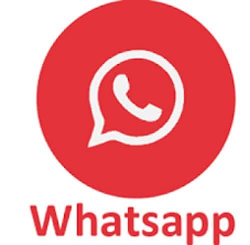 تحميل واتساب أحمر whatsapp a7mar برابط مباشر للأندرويد