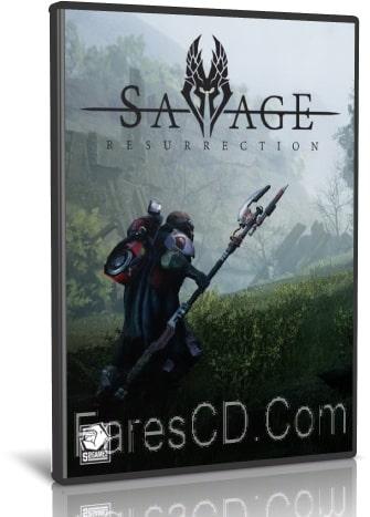 تحميل لعبة Savage Resurrection