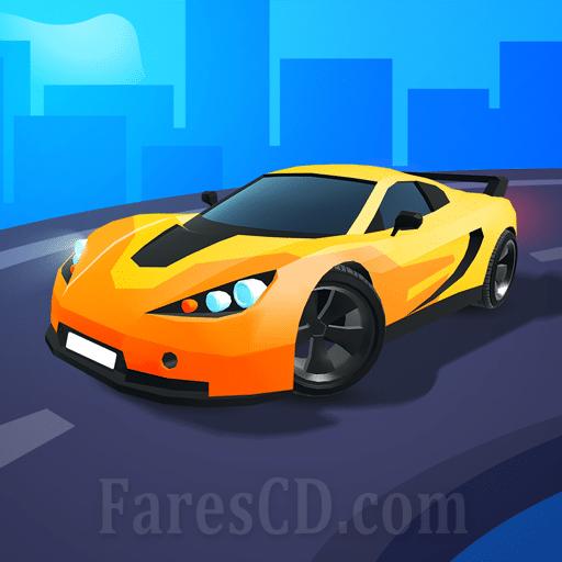 لعبة سباق السيارات | Race Master 3D MOD