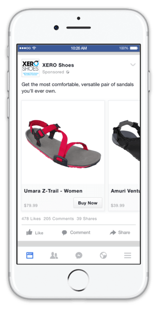 vendere woocommerce su facebook