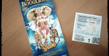 Cirque d'hiver Rennes Bouglione