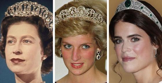 صورة رقم 4 - حيل وإكسسوارات تستخدمها نساء العائلة البريطانية المالكة لمظهر مثالي