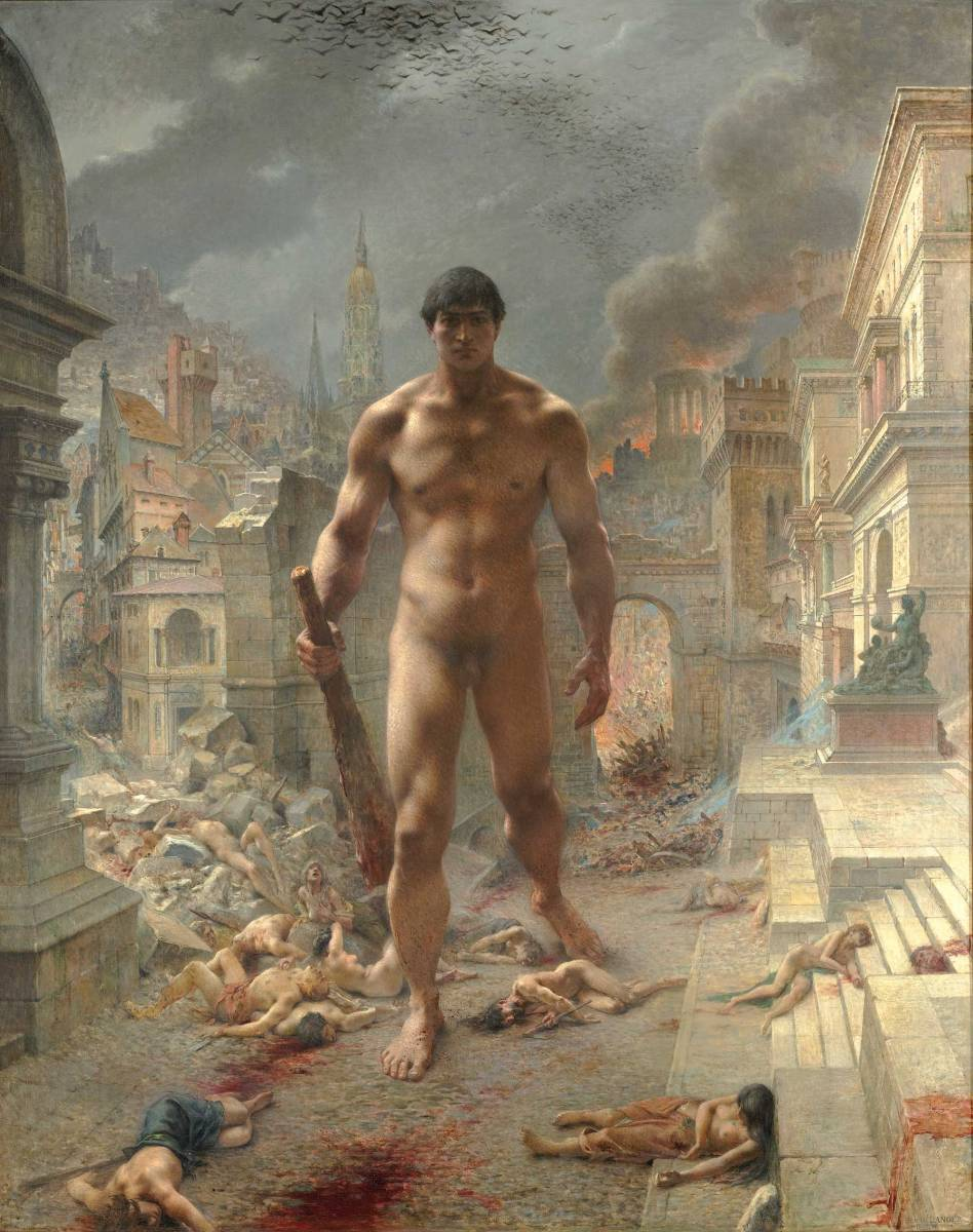 Henri-Camille Danger: Scourge, 1901