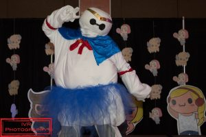 Sailor Baymax. Photo by IVR Cosplay Photography