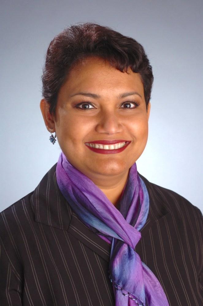 Dr. Farhana Sultana Portrait