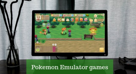Pokemon emulators for PC