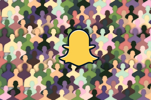 Earn money with snapchat by building audience