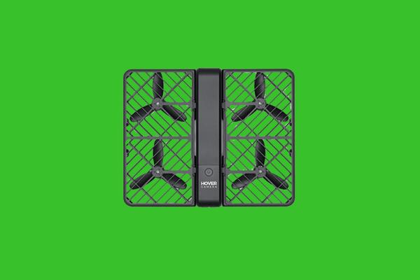 foldable mini selfie drone