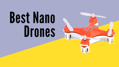 Best nano drones with camera for beginners
