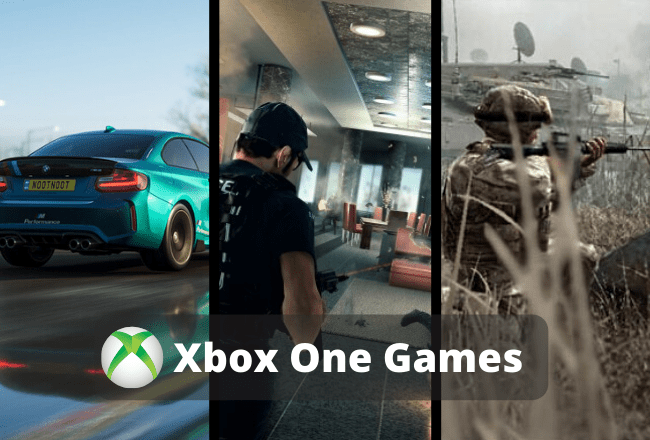 Best Xbox one games of all time