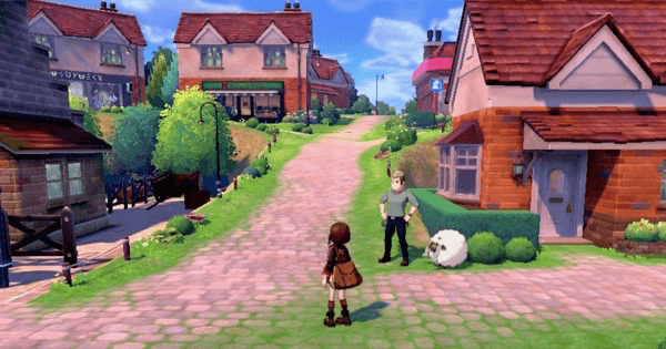 Nintendo Pokemon Games