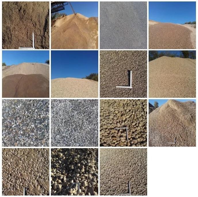 Inerti di cava