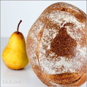 World Bread Day 2012: Pear and Spelt Bread