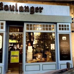 Marseille: Boulangerie Dame Farine