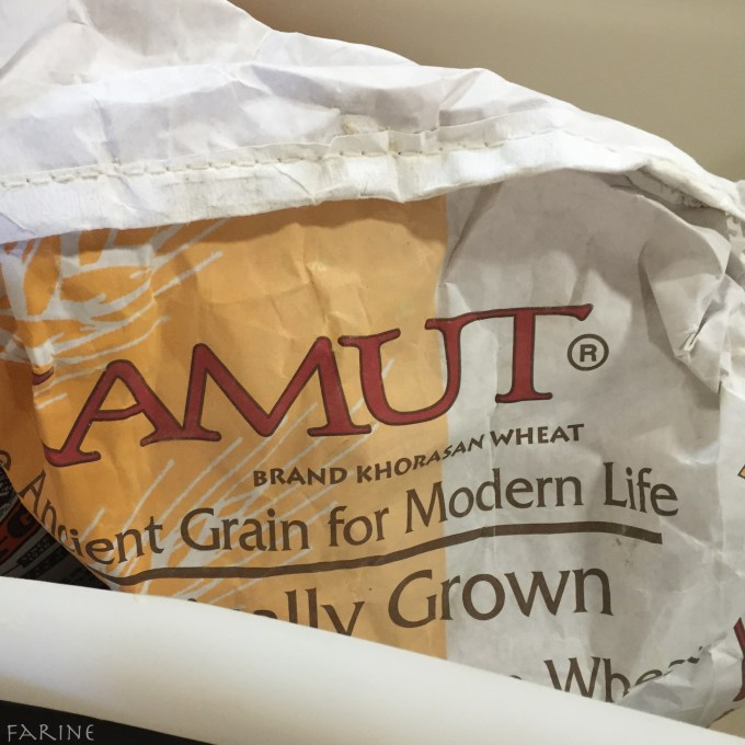 Bag of Kamut