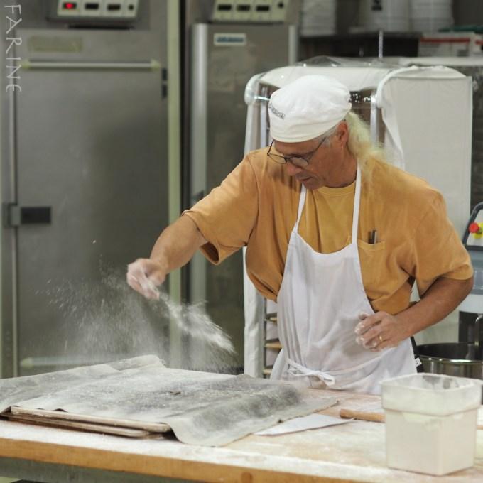 Steve Sullivan dusting