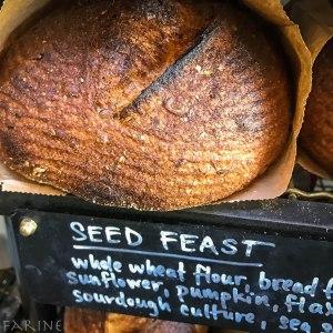 Josey Baker's Seed Feast Loaf
