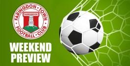 Weekend Preview – Faringdon Town Football Club