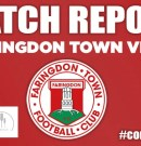 Match Report – Faringdon Town Vets v Watlington Town OB's