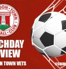 Match Preview – Faringdon Town Vets v Benson Lions