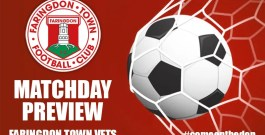 Match Preview – Wednesday 13th February 2019 – Faringdon Town Vets v Aylesbury Vets