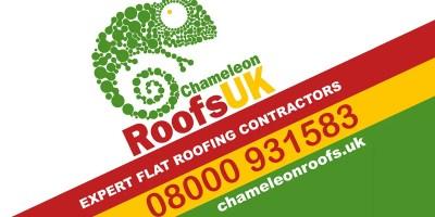 Chameleon Roof - Faringdon Town FC Sponsor