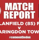 Jim Newman Memorial Cup – Clanfield (85) FC v Faringdon Town FC – Match Report