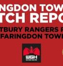 Match Report – Kintbury Rangers Res v Faringdon Town