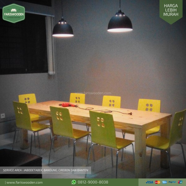 Meeting Table Jati Belanda