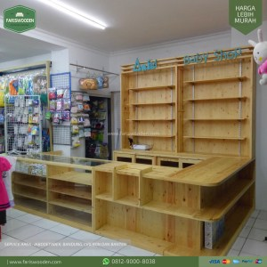 FARISWOODEN-Reception Desk