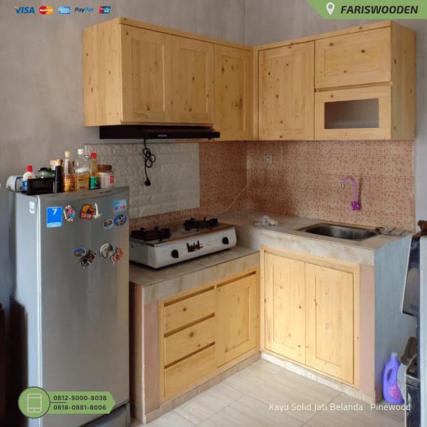 Kitchen Set Kayu Jati Belanda: 2019 – FARISWOODEN