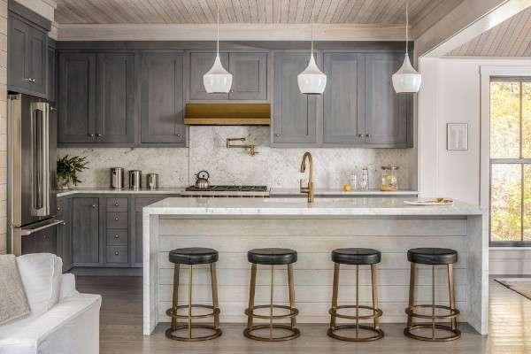 modern mutfaklar dolapları