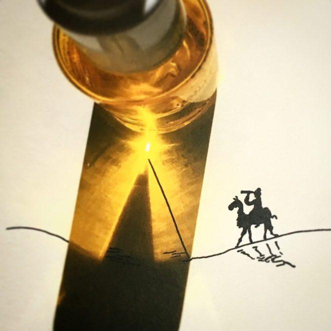 Bira-Şişesi-gölgesi