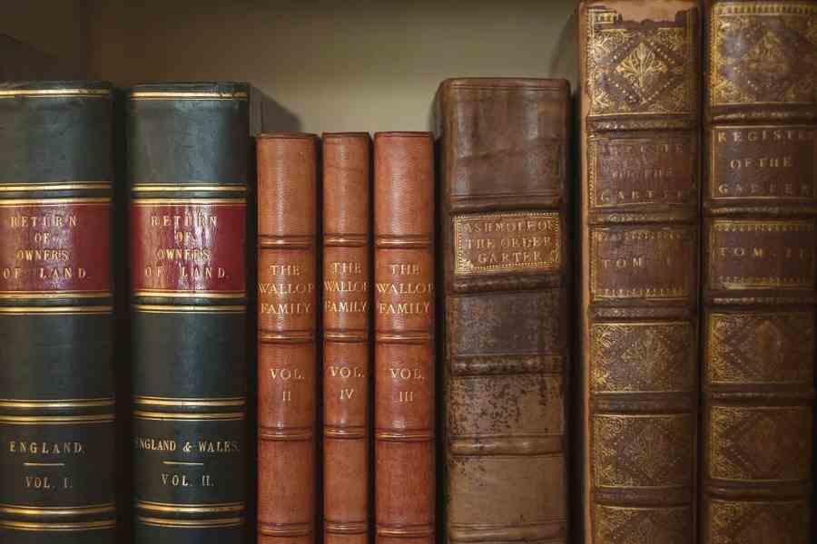 Wallop Family history books