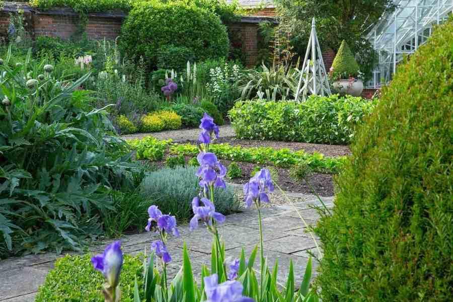 Walled Garden Farleigh Wallop