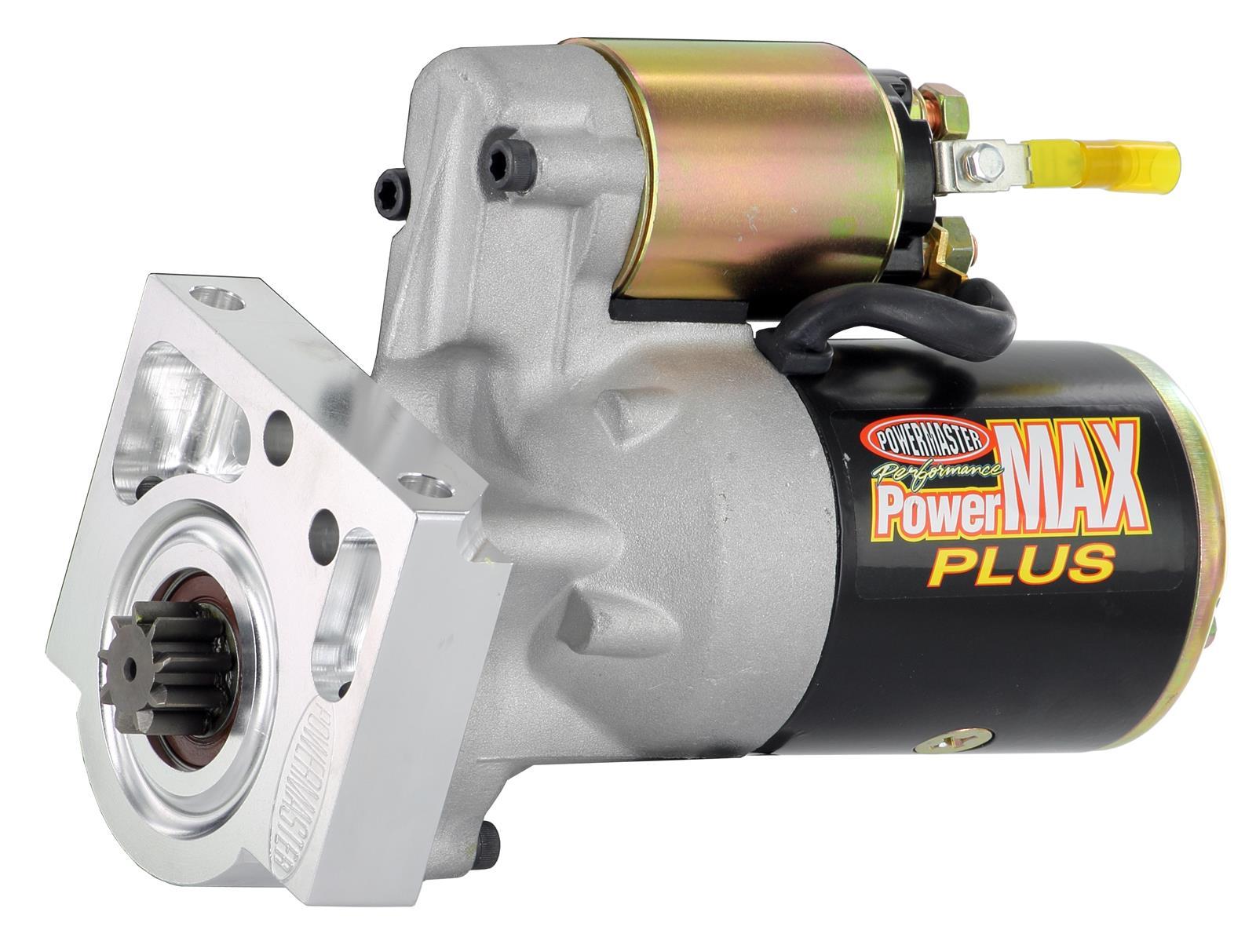hight resolution of powermaster powermax starter
