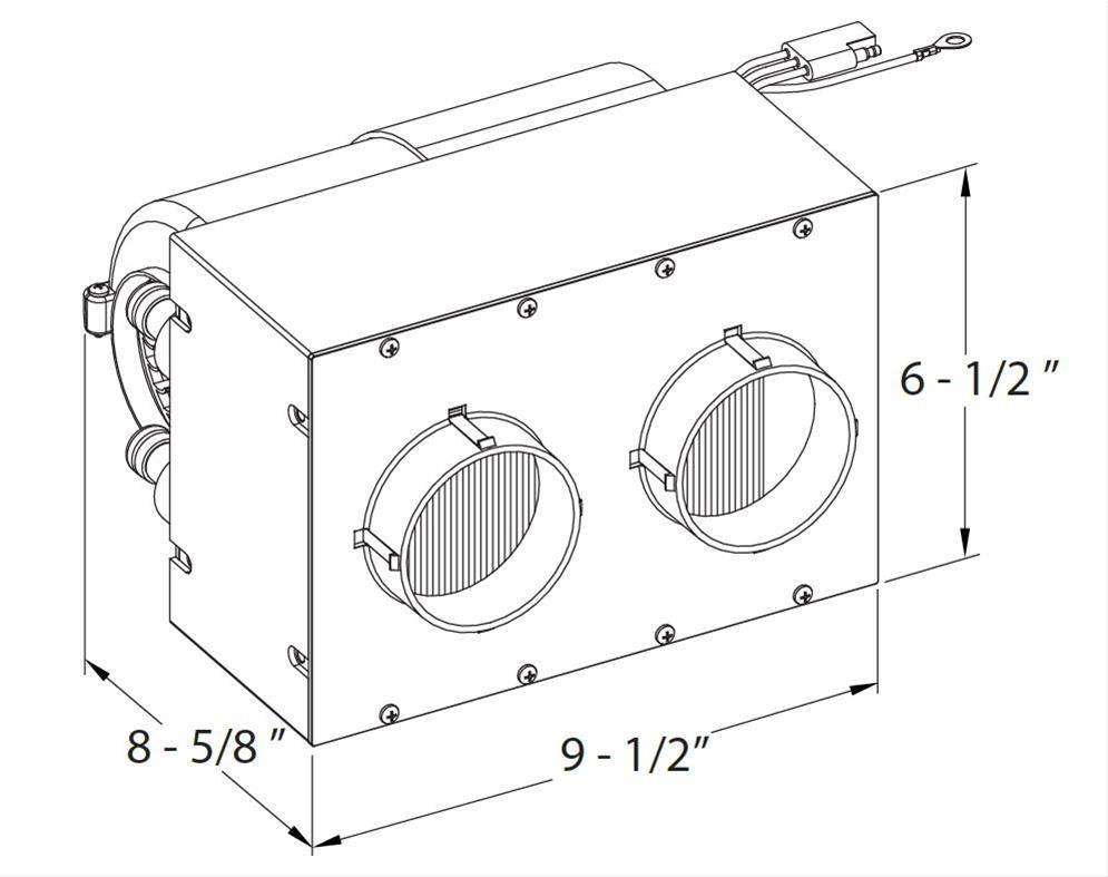 Automotive Heater