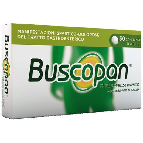 BUSCOPAN 30 COMPRESSE RIVESTITE