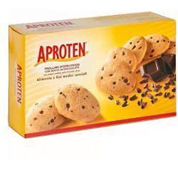 Aproten biscotto gocce cioccolato