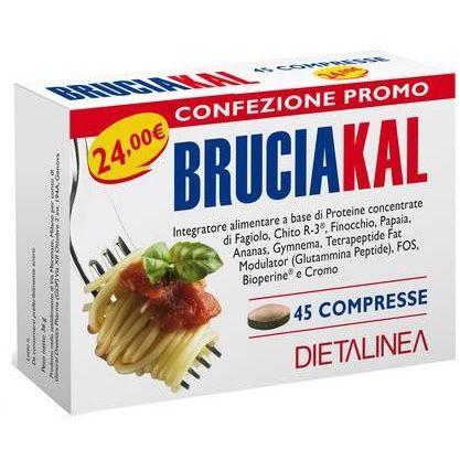 BRUCIAKAL 45 COMPRESSE DIETALINEA