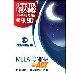 MELATONINA ACT 1 MG