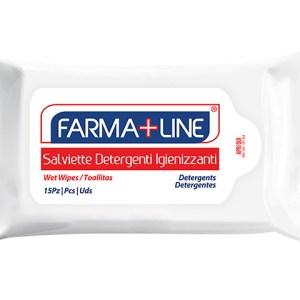 SALVIETTE IGIENIZZANTI FARMALINE