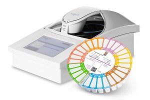 Farmacia Arucas - Gran Canaria - Sistema Personal de Dosificacion - Detalle Maquina